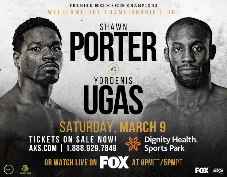 More Info for Porter vs. Ugas