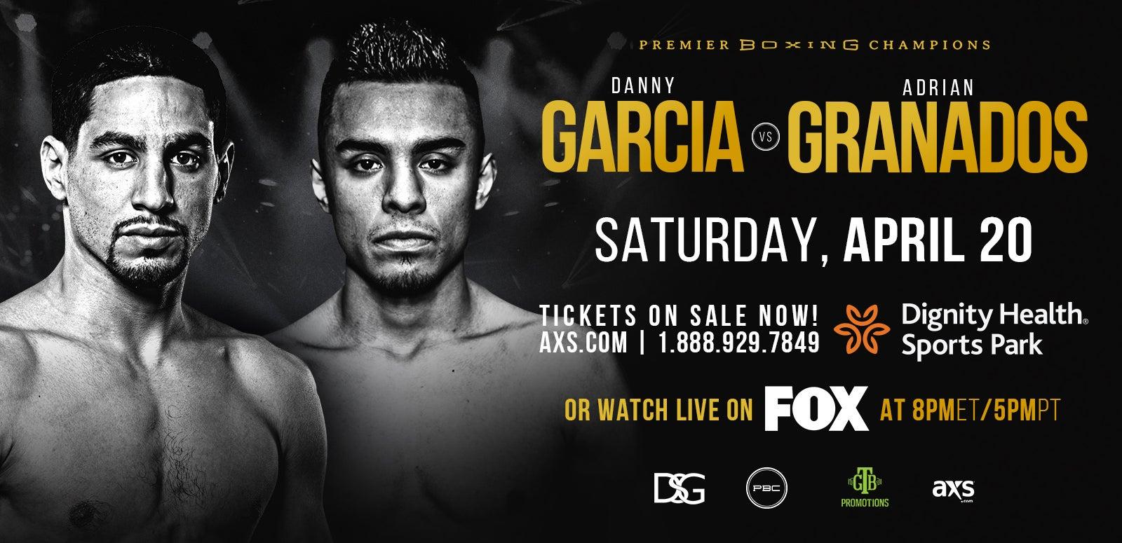 Garcia vs. Granados