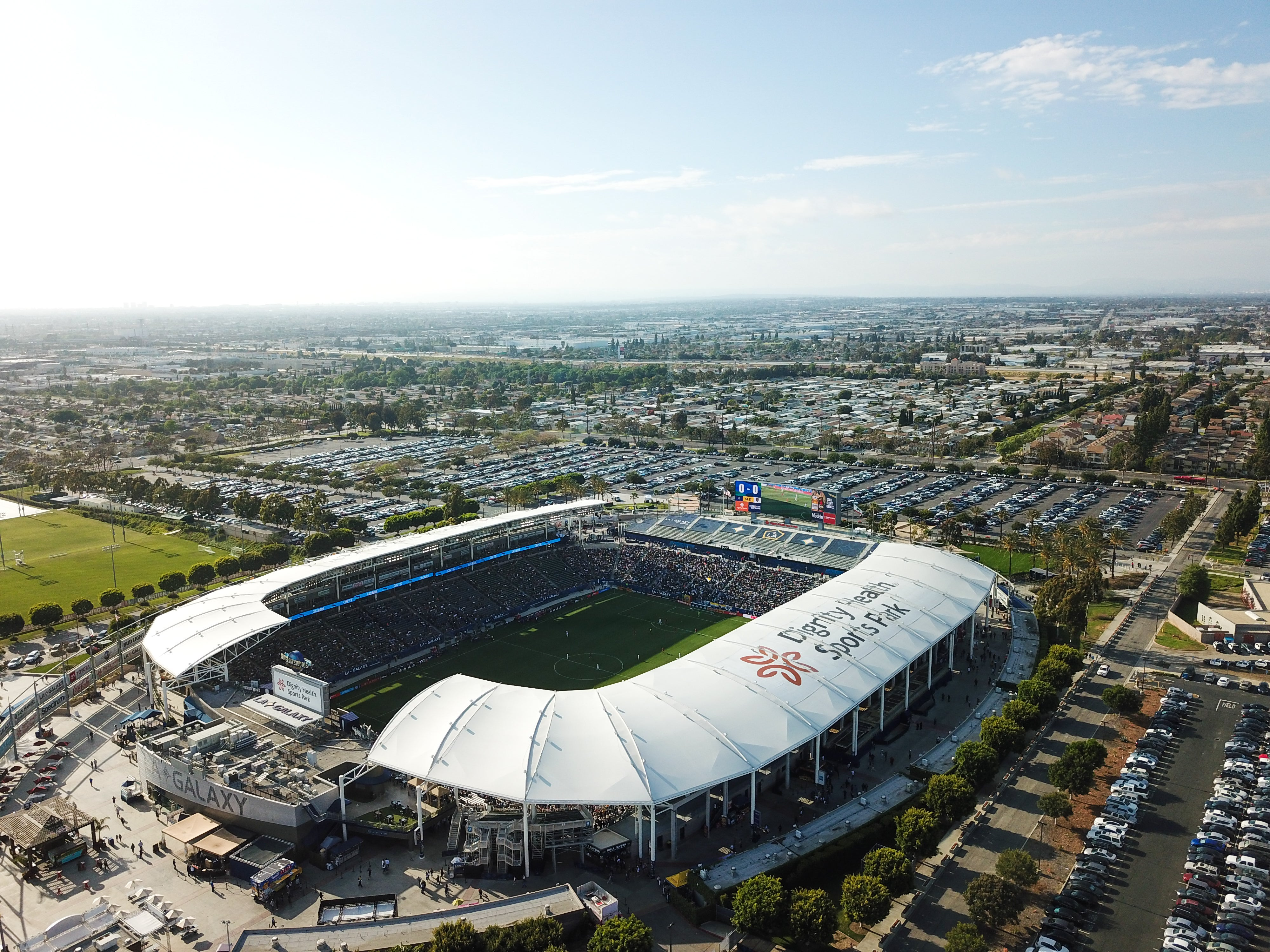 More Info for Dignity Health Sports Park partners with Volta to provide free electric vehicle charging