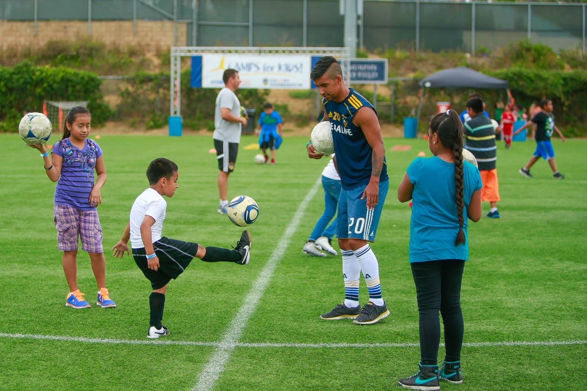 Camps for Kids 2014 | Dignity Health Sports Park
