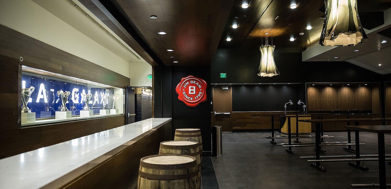 Jim Beam Champions Lounge | StubHub Center