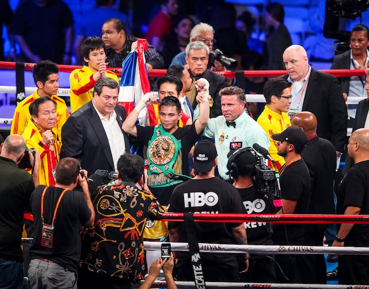 More Info for Photo Gallery: The best images of Chocolatito vs. Rungvisai