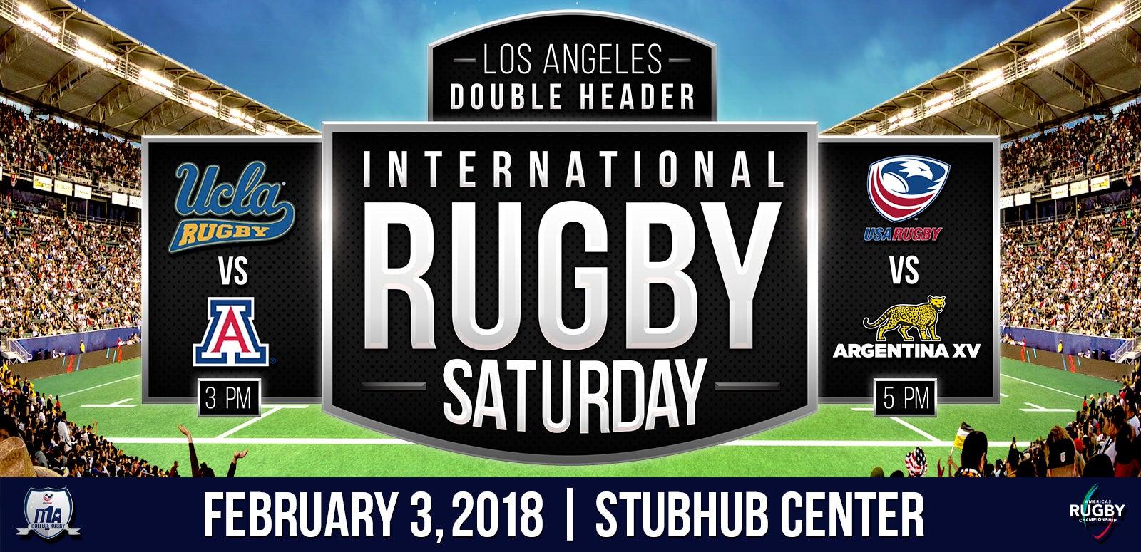 International Rugby Saturday