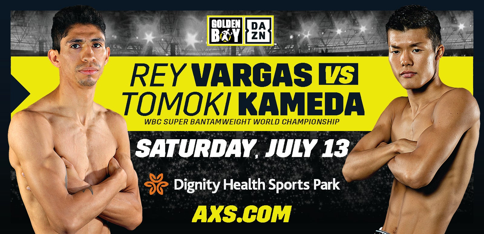More Info for Rey Vargas to Defend WBC Super Bantamweight World Title Against No. 1 Contender Tomoki 'El Mexicanito' Kameda