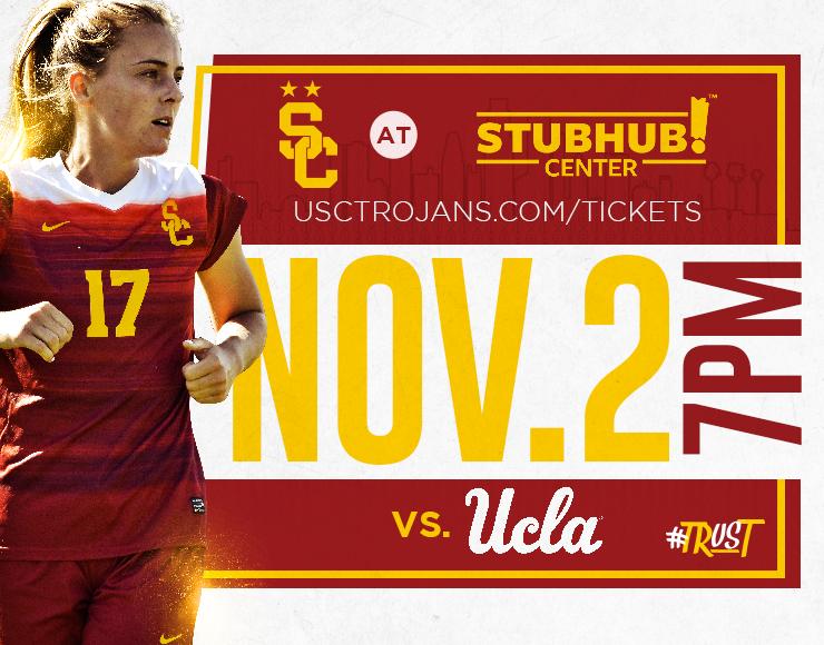 More Info for NCAA Women's Soccer: USC vs. UCLA