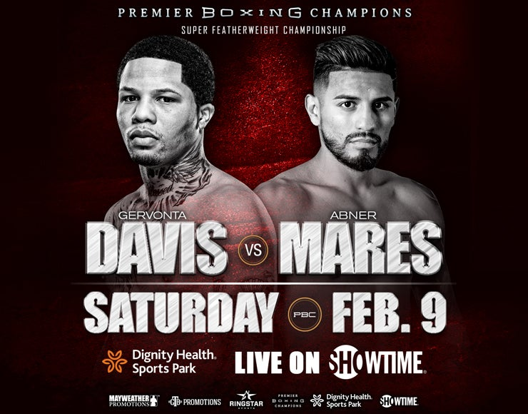 More Info for SHOWTIME CHAMPIONSHIP BOXING® Main Event: Gervonta Davis vs. Abner Mares