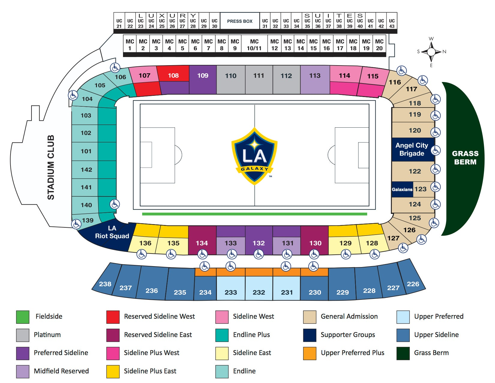 Toyota Center Interactive Seating Chart Brokeasshome Com