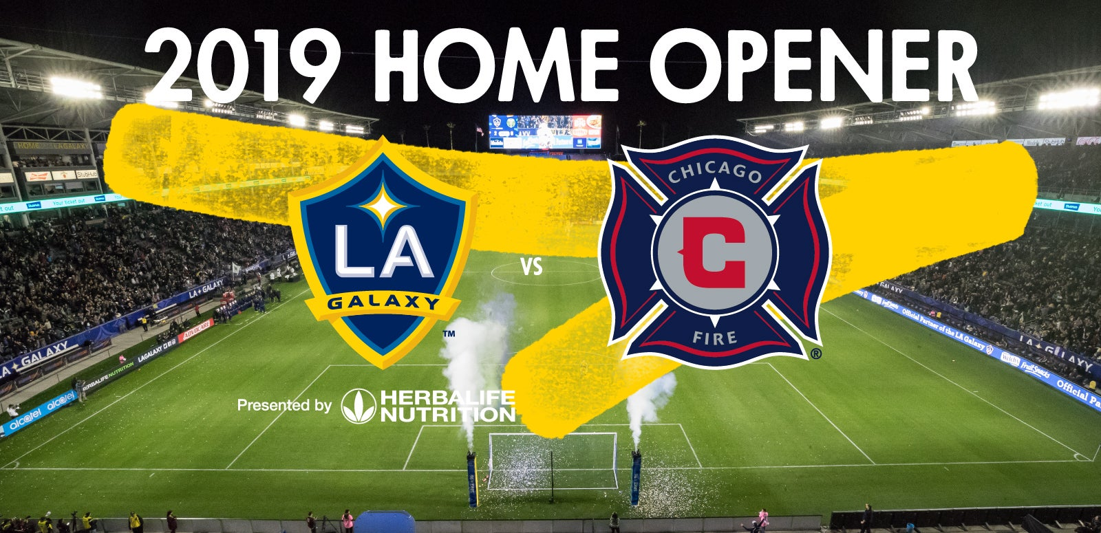LA Galaxy vs. Chicago Fire