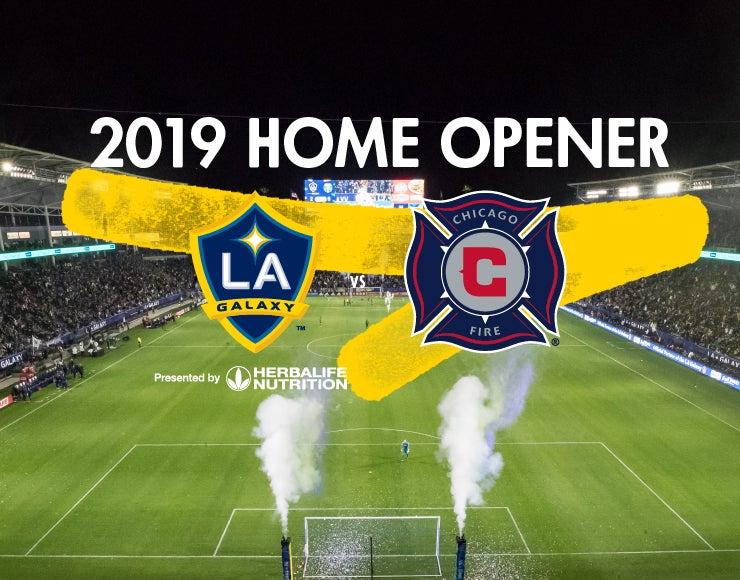 More Info for LA Galaxy vs. Chicago Fire
