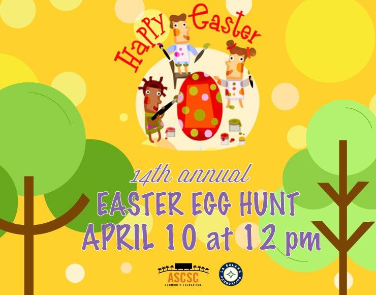 More Info for 14th Annual Easter Egg Hunt