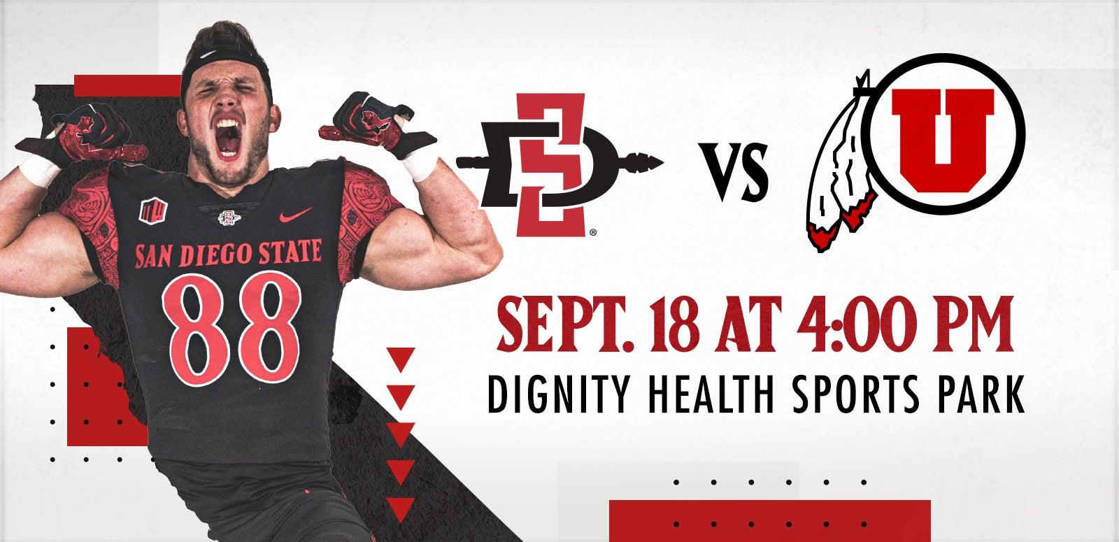 San Diego State vs Utah