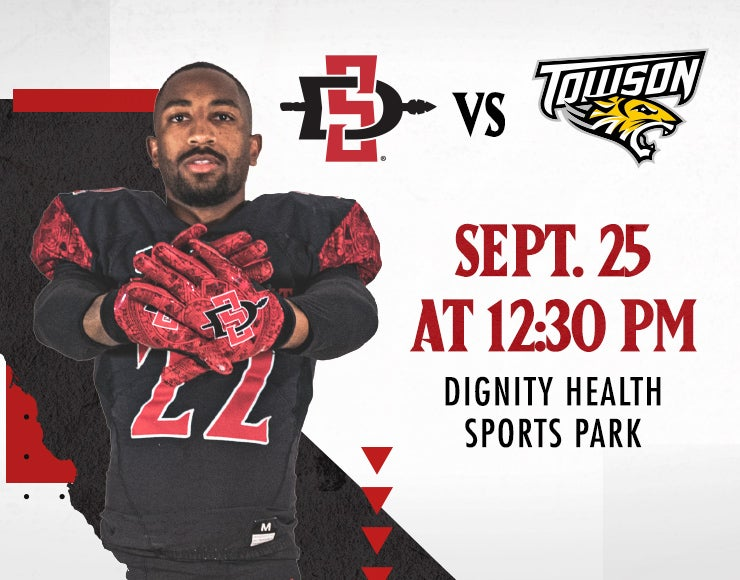 More Info for San Diego State vs Towson