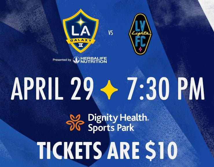 More Info for LA Galaxy II vs. Las Vegas Lights FC
