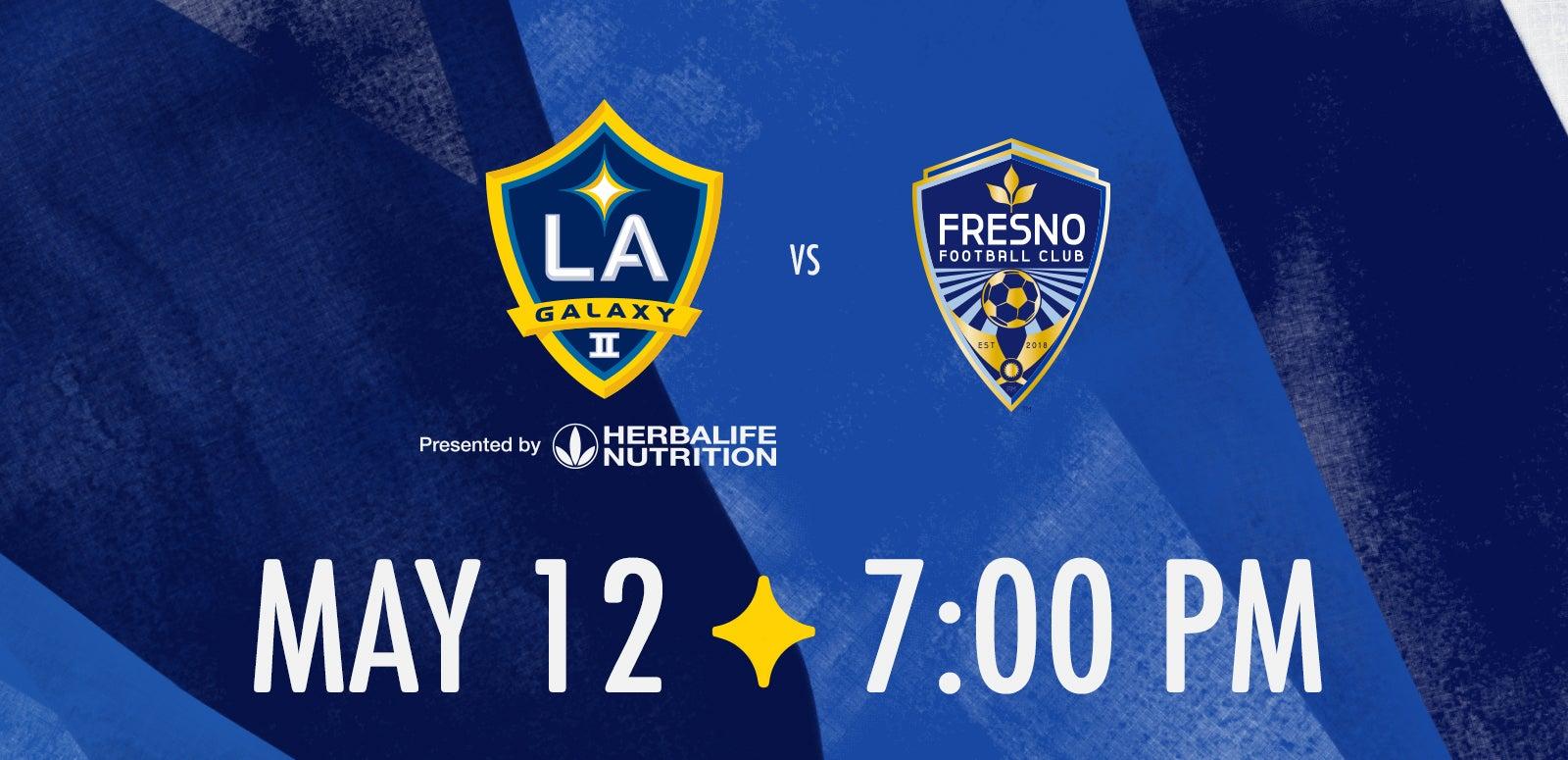 LA Galaxy II vs. Fresno FC