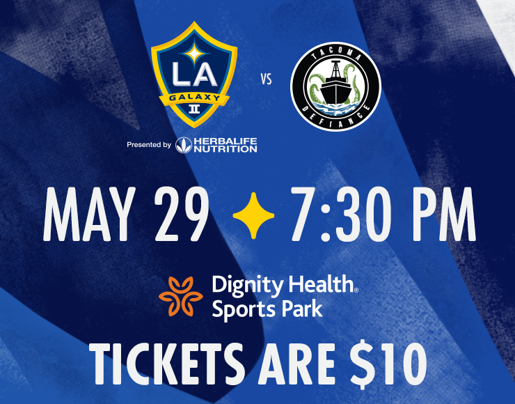 More Info for LA Galaxy II vs. Tacoma Defiance
