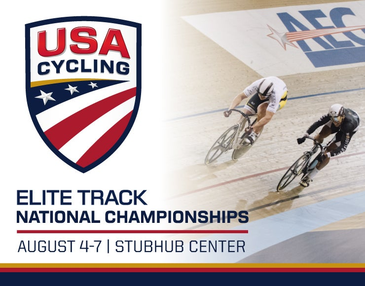 More Info for StubHub Center's VELO Sports Center Set to Host 2018 USA Cycling Elite Track National Championships from August 4-7