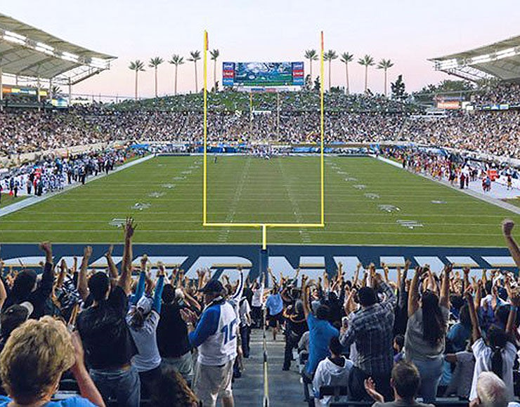 More Info for Chargers announce 2017 season ticket prices