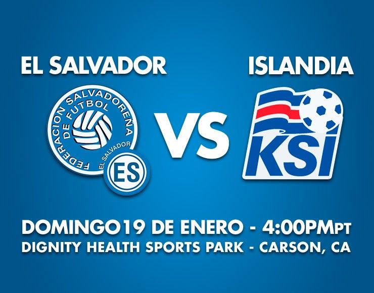 More Info for Soccer: El Salvador vs. Iceland