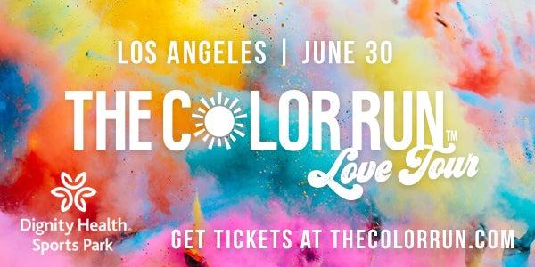 The Color Run Love Tour