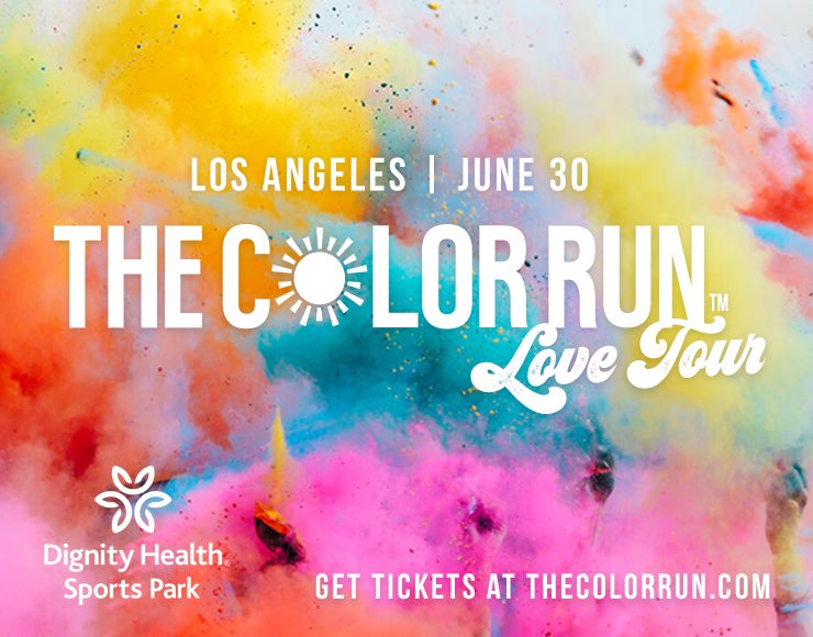 More Info for The Color Run Love Tour