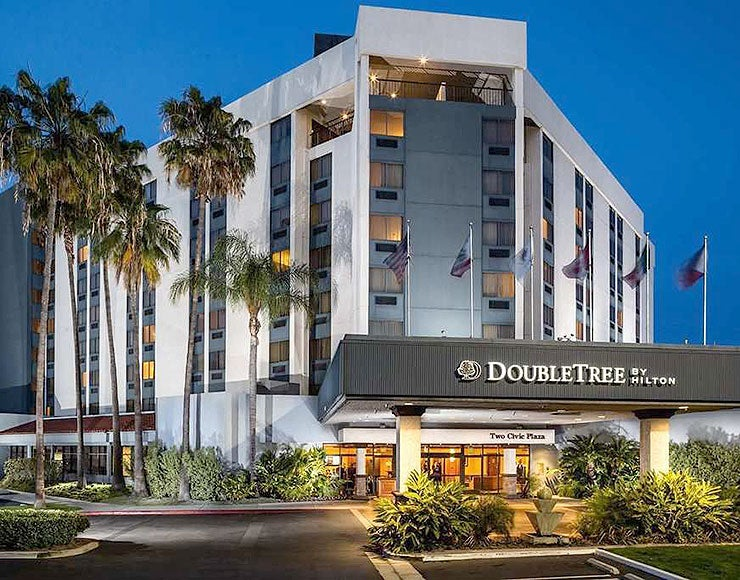 Carson Doubletree Hotel