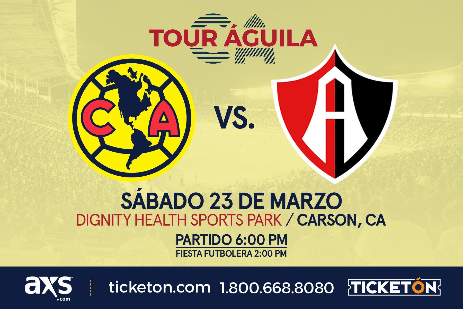More Info for El Tour Águila Regressa a Dignity Health Sports Park