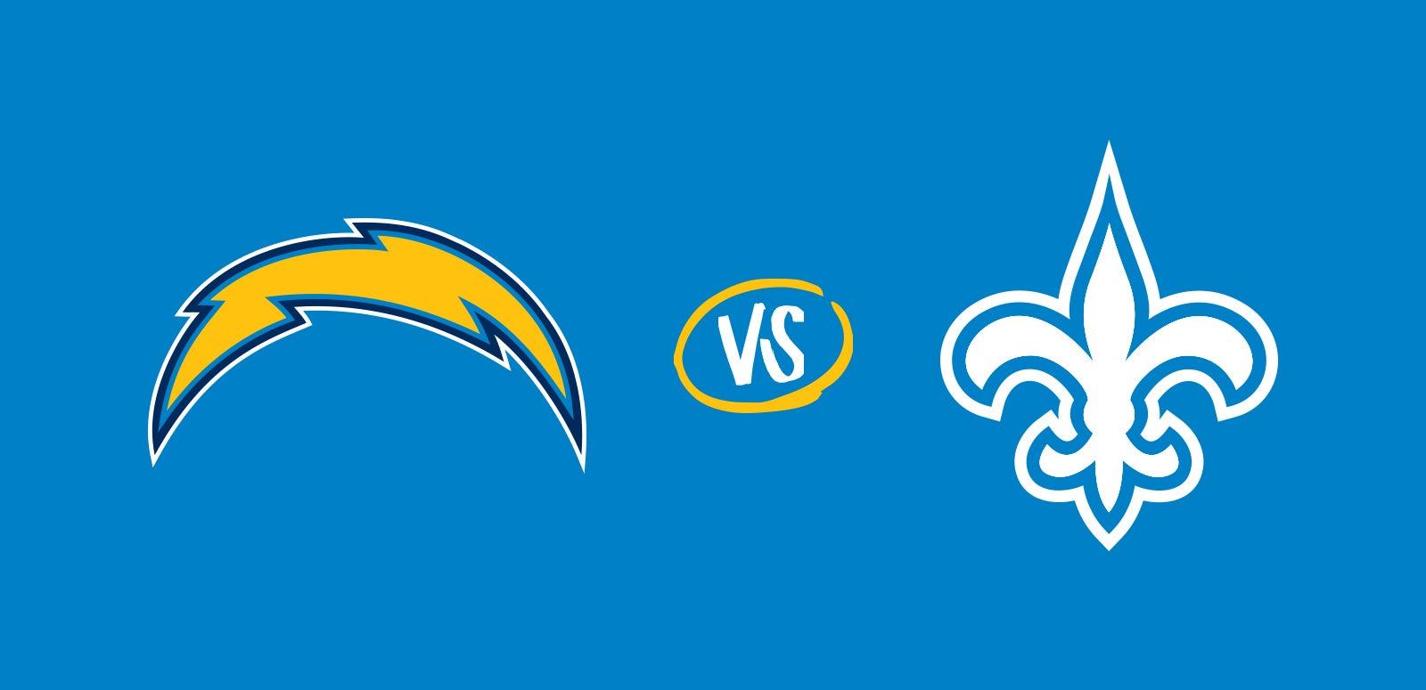 NFL Preseason: Los Angeles Chargers vs. New Orleans Saints