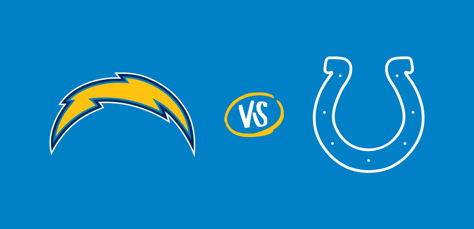 NFL: Los Angeles Chargers vs. Indianapolis Colts