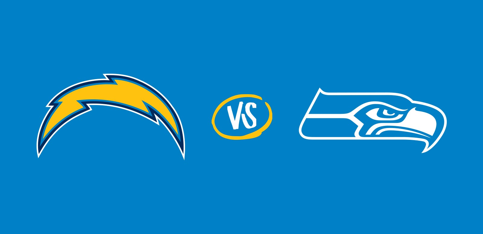 NFL Preseason: Los Angeles Chargers vs. Seattle Seahawks