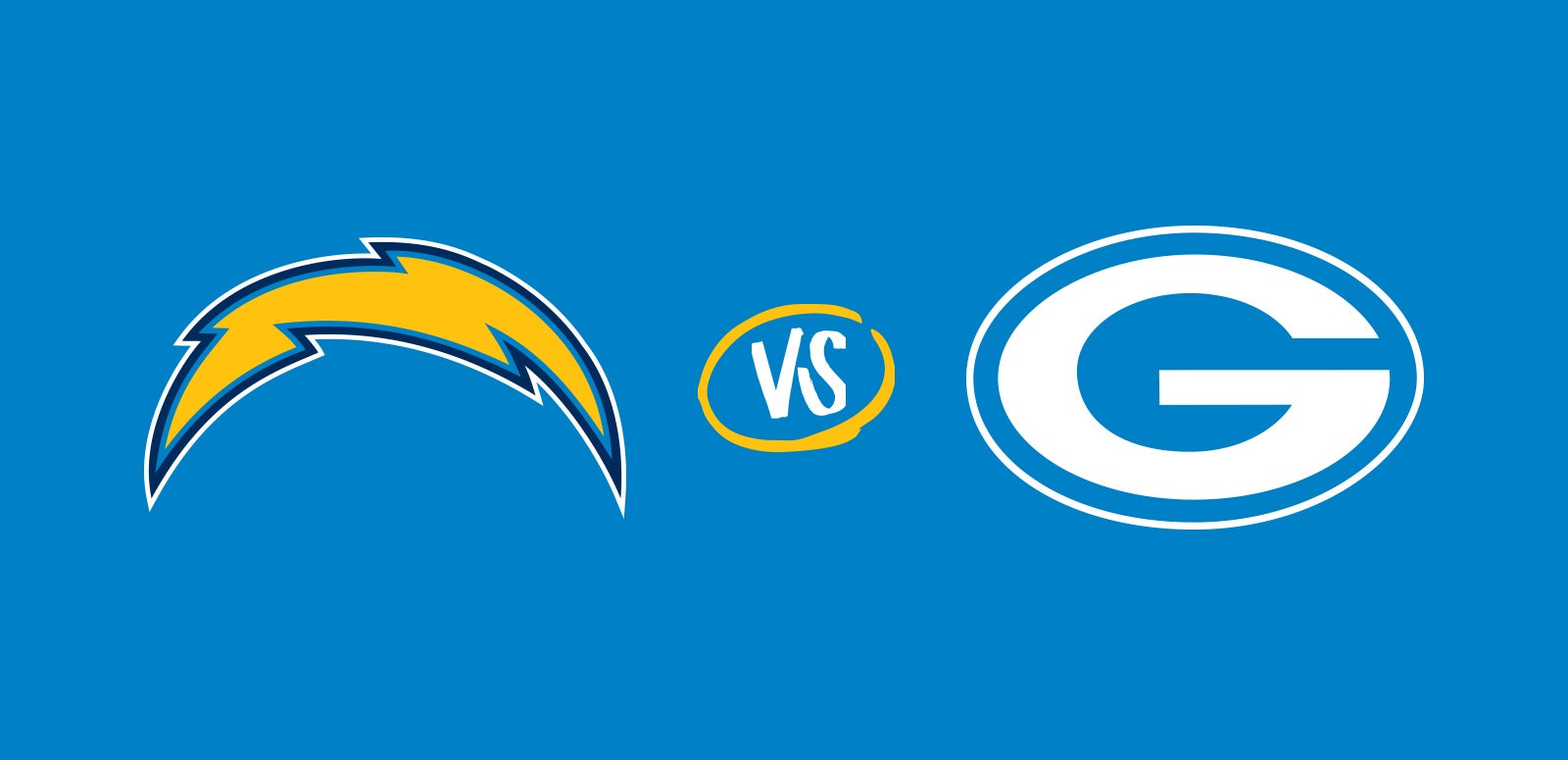 NFL: Los Angeles Chargers vs. Green Bay Packers