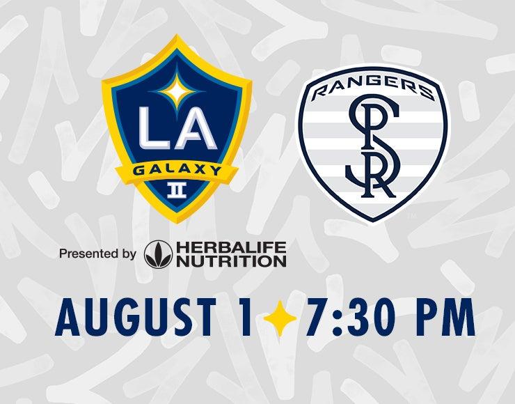 More Info for LA Galaxy II vs. Swope Park Rangers
