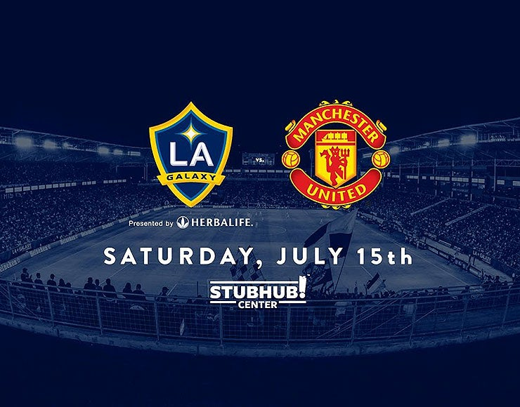 More Info for LA Galaxy-Manchester United tickets now on sale to general public