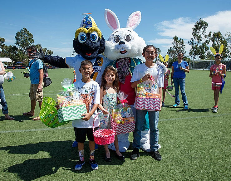 More Info for StubHub Center Foundation and LA Galaxy Foundation to Host Sold-Out 11th Annual Easter Egg Hunt
