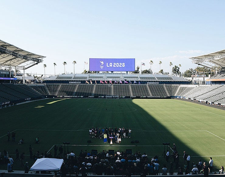 More Info for WATCH: A historic day at StubHub Center