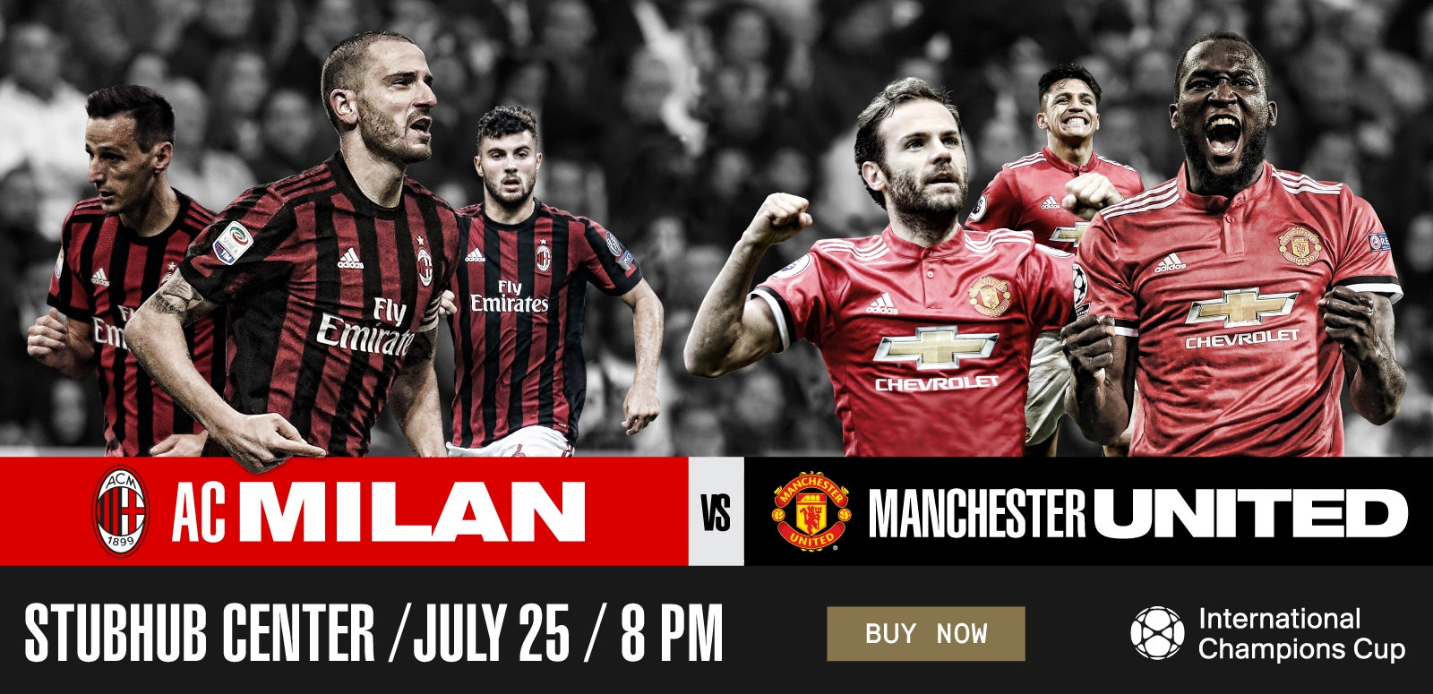 More Info for AC Milan vs Manchester United