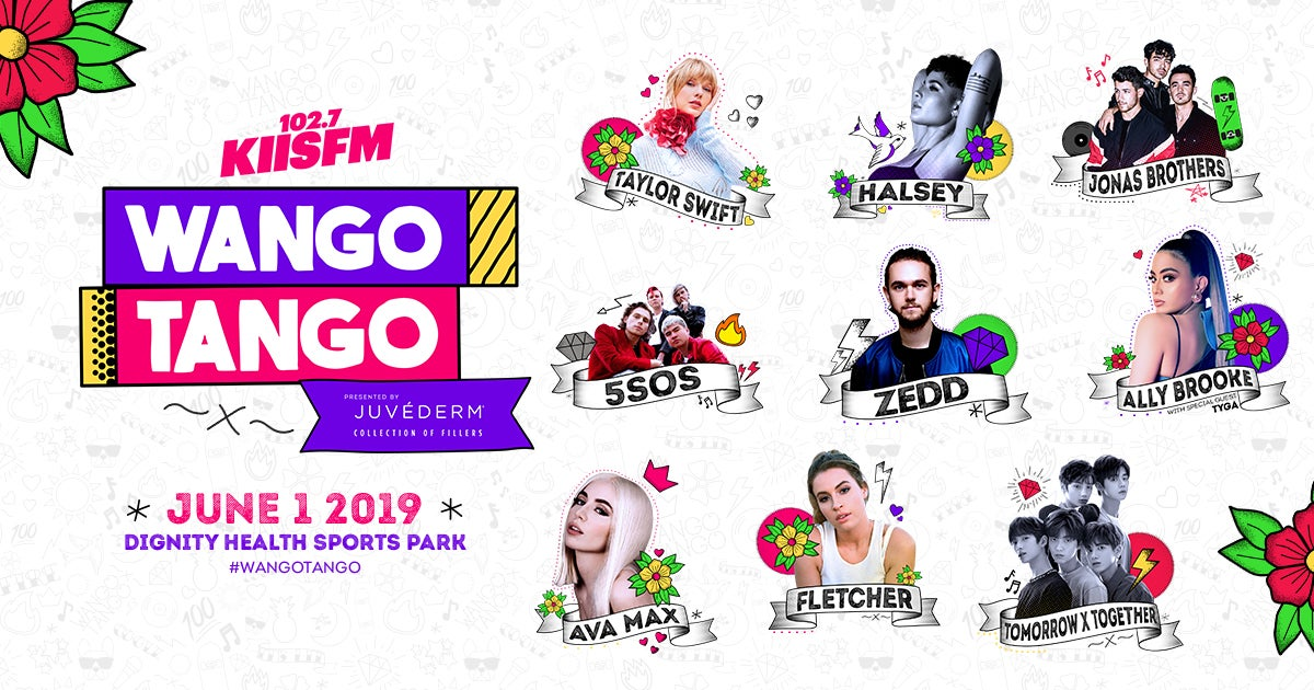 More Info for  Taylor Swift to Headline 2019 iHeartRadio Wango Tango at Dignity Health Sports Park