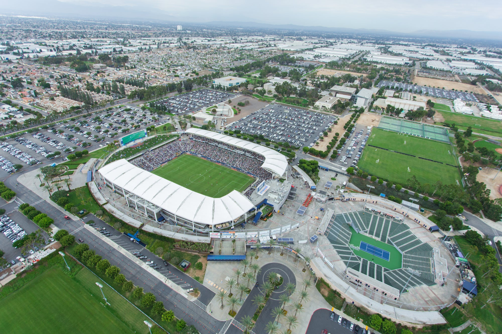 More Info for StubHub Center and Mobilitie bring state-of-the-art  wireless connectivity to StubHub Center, home Of the LA Galaxy