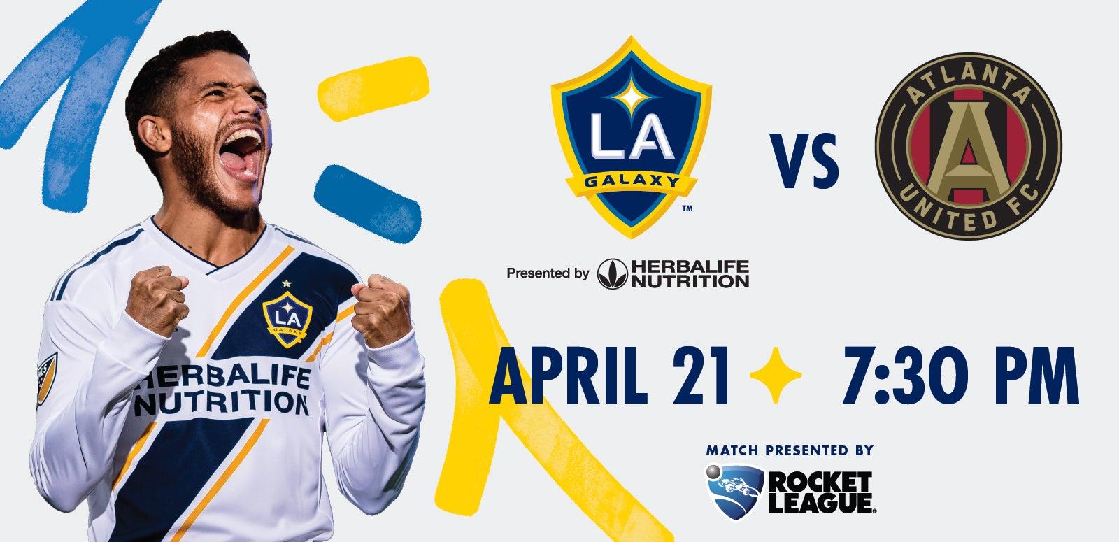 LA Galaxy vs. Atlanta United FC