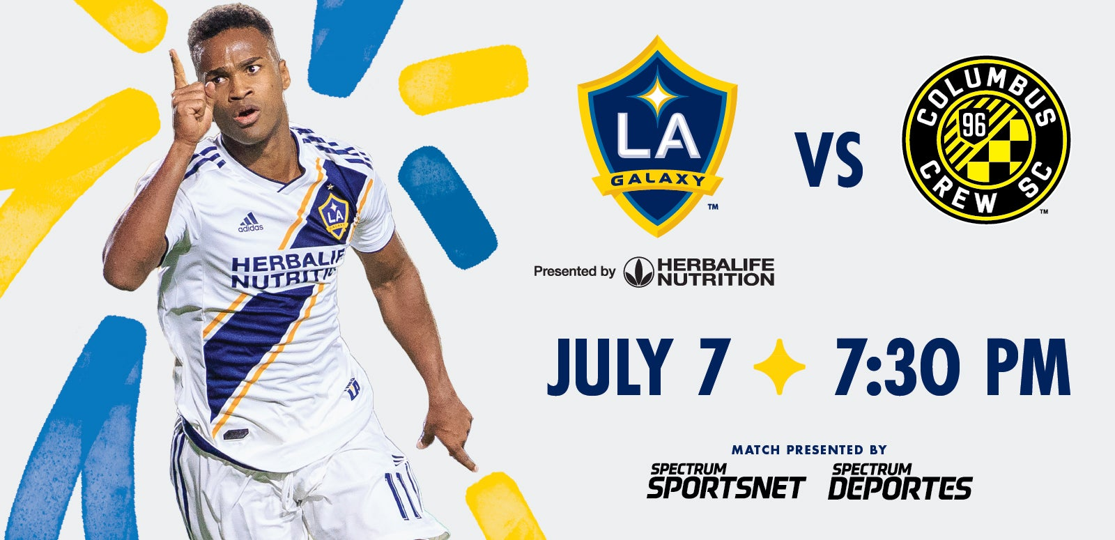 LA Galaxy vs. Columbus Crew SC