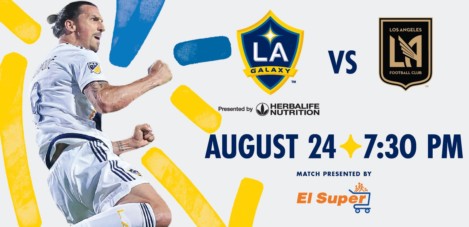 LA Galaxy vs. Los Angeles FC