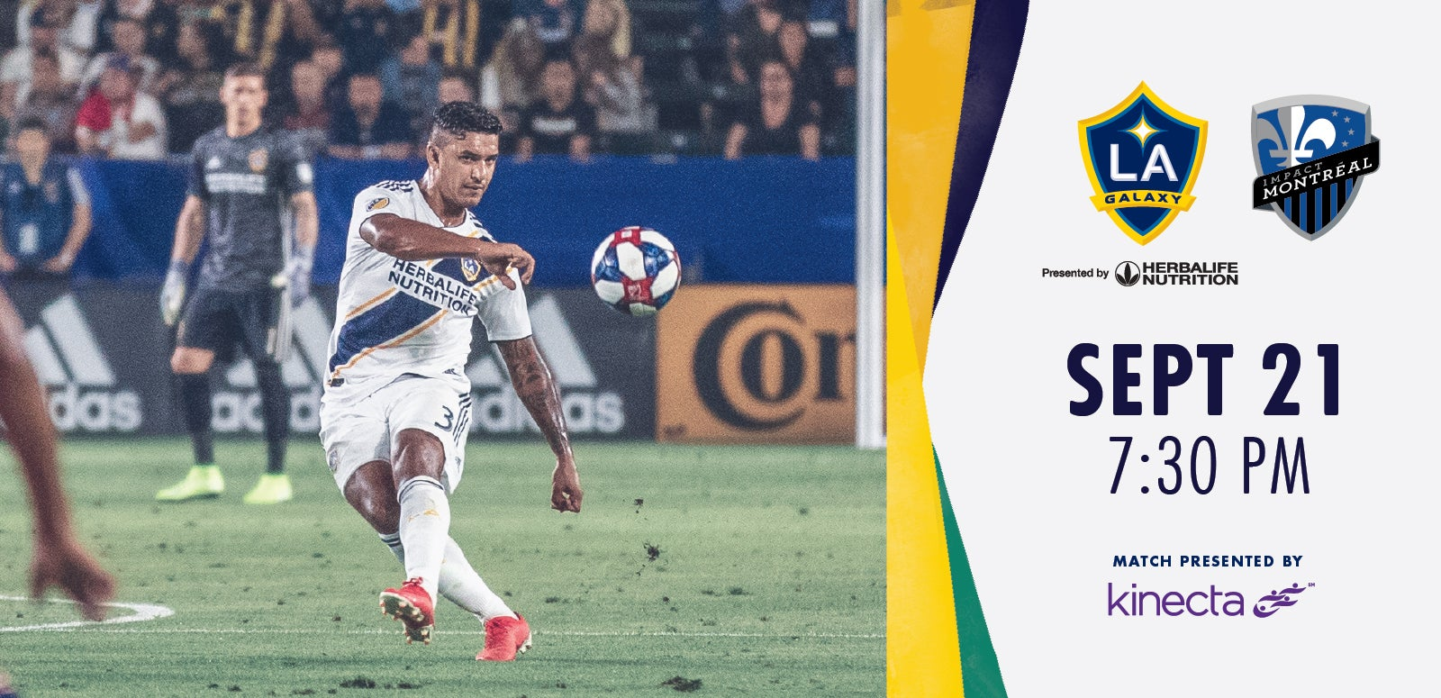 More Info for LA Galaxy vs. Montreal Impact