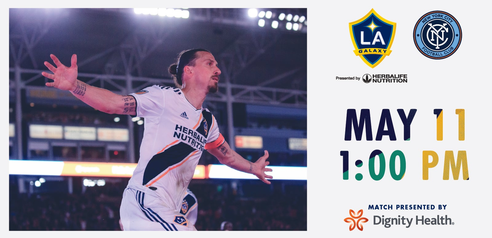 LA Galaxy vs. New York City FC