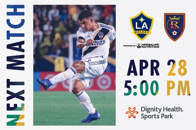More Info for LA Galaxy vs. Real Salt Lake