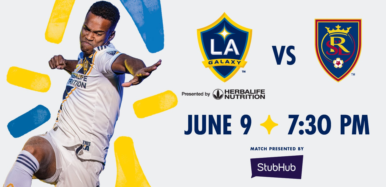LA Galaxy vs. Real Salt Lake
