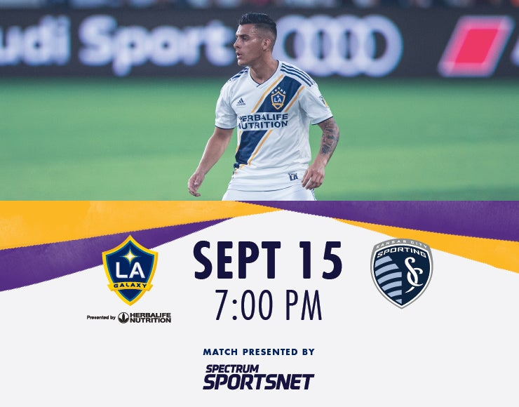 More Info for LA Galaxy vs. Sporting Kansas City