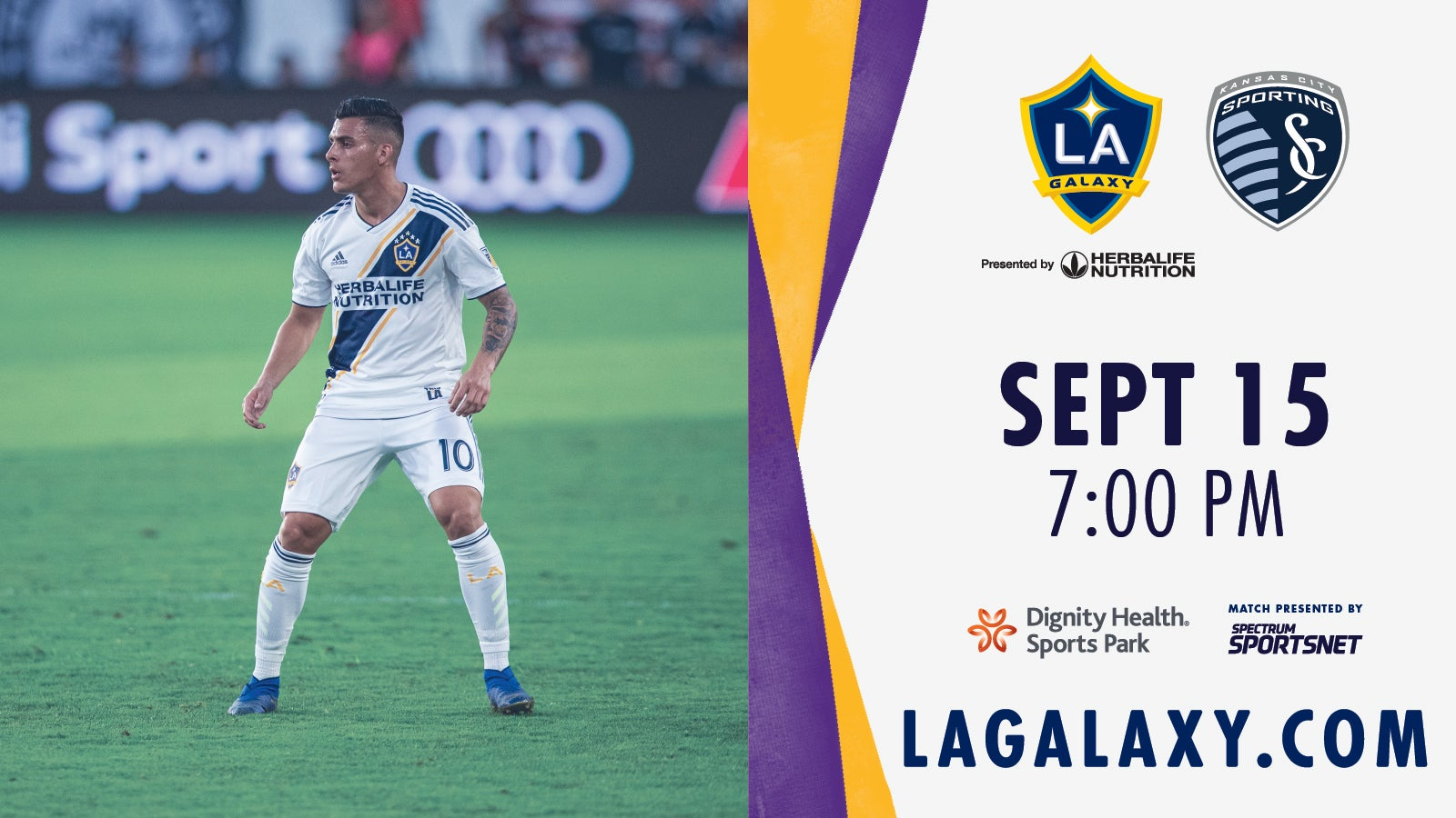 LA Galaxy vs. Sporting Kansas City