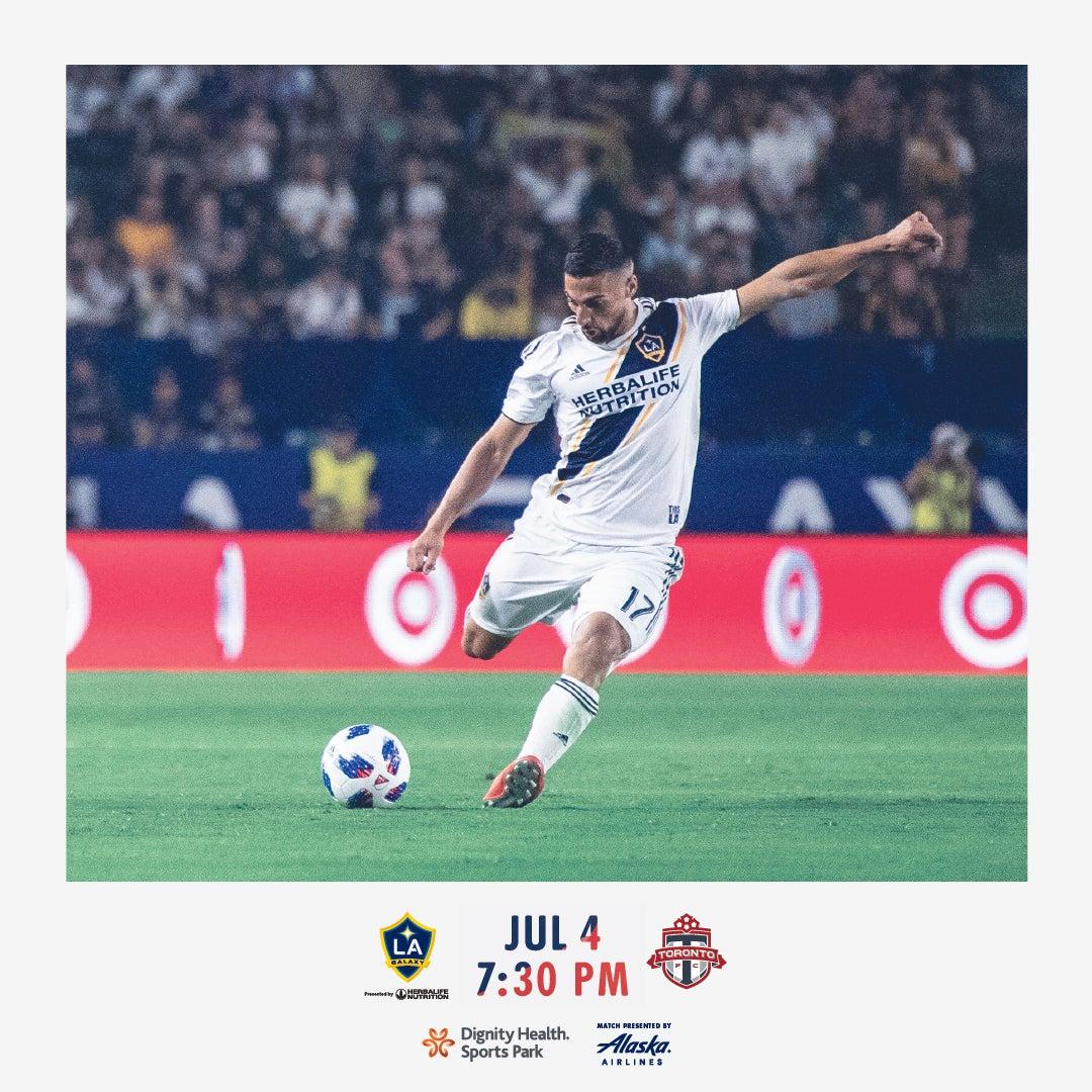 More Info for LA Galaxy vs. Toronto FC