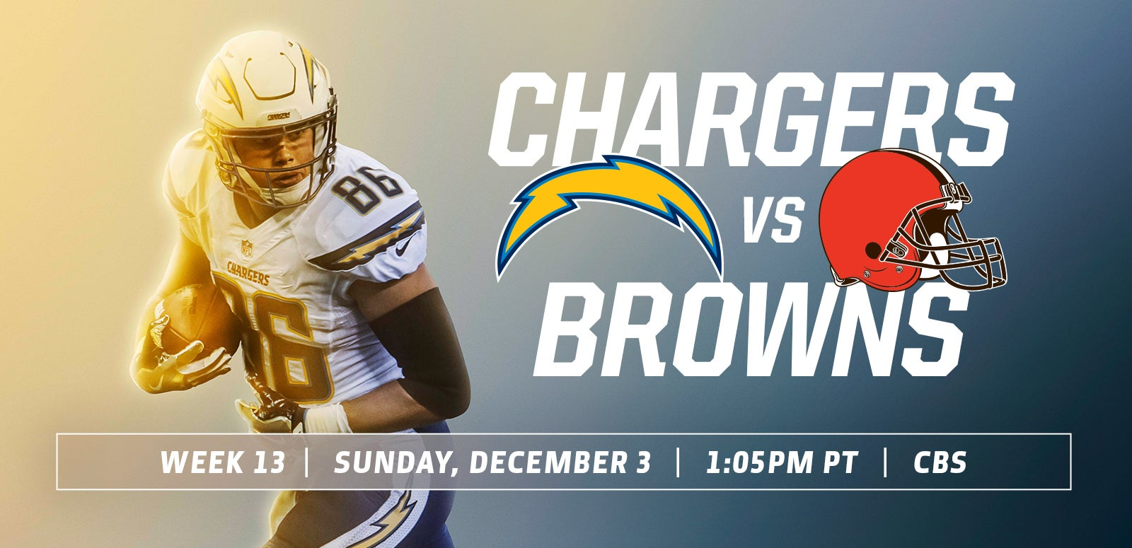 Los Angeles Chargers vs. Cleveland Browns