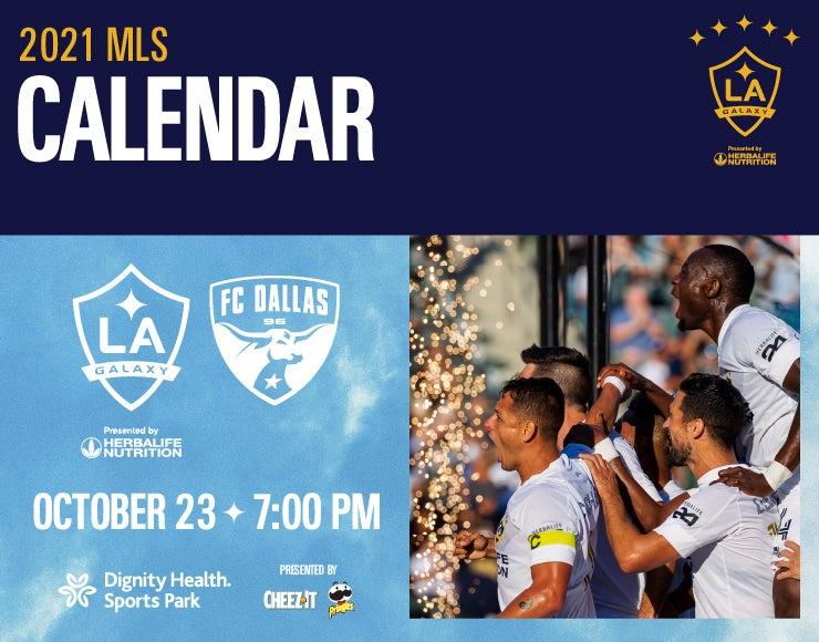 More Info for LA Galaxy vs. FC Dallas