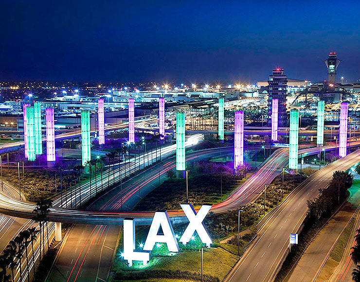 Los Angeles Internat'l Airport